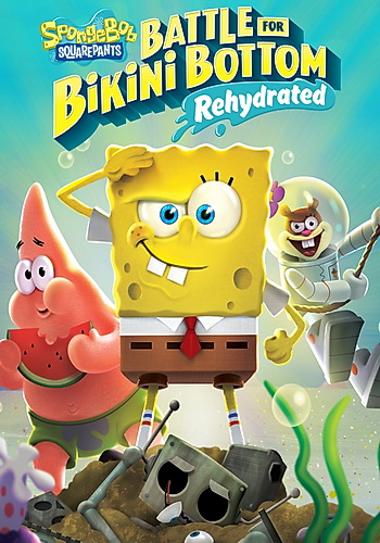 SpongeBob SquarePants: Battle for Bikini Bottom - Rehydrated (2020)